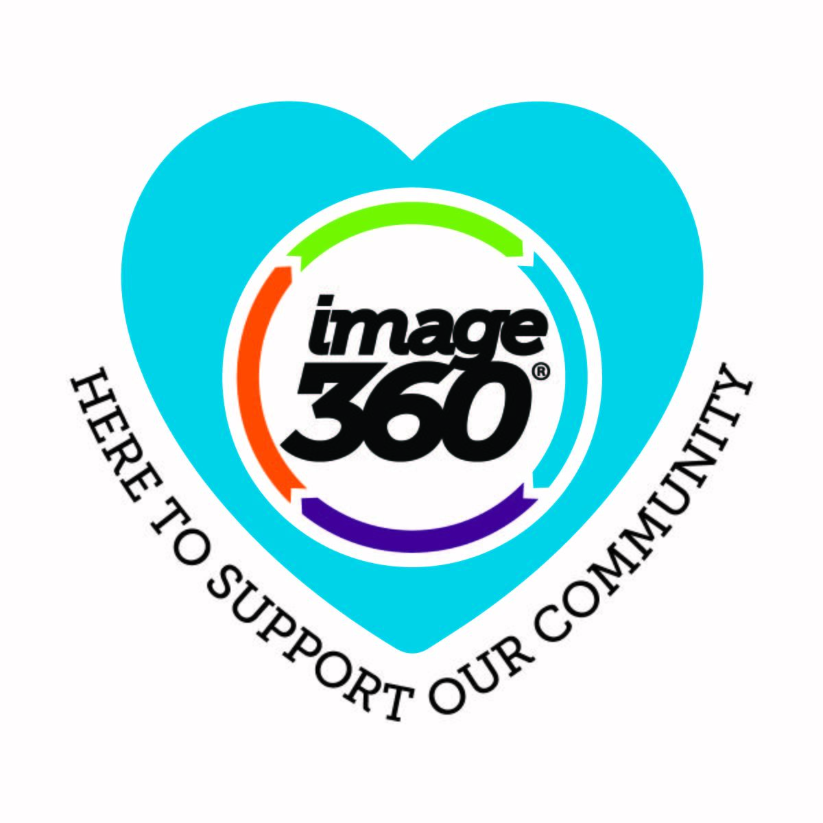 Image360 is Here to Support our Community